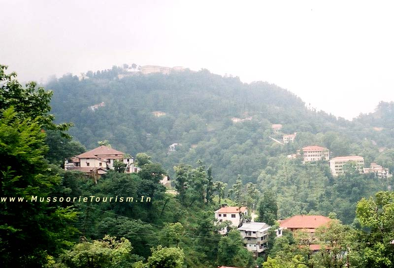 Valley View from Mussoorie