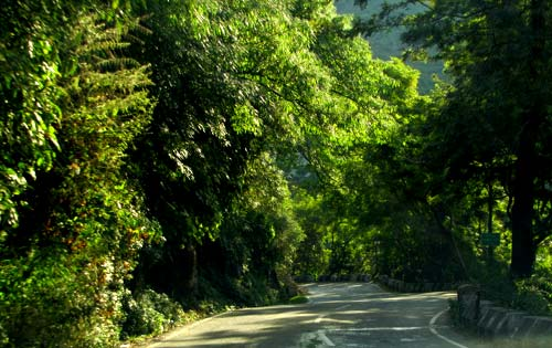 How to Reach Mussoorie by Road